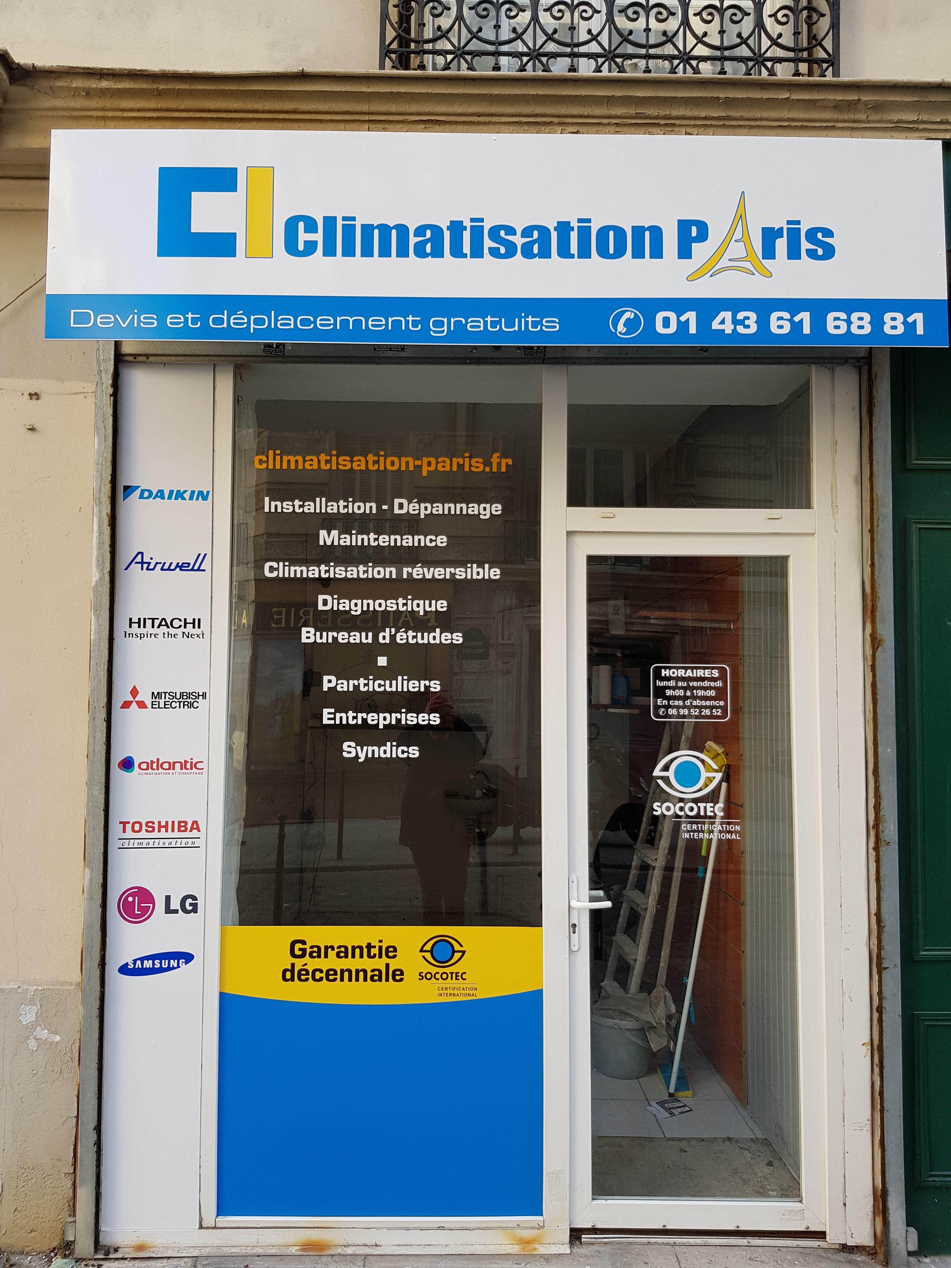 Climatisation Paris Fr Specialiste Du Froid Et De La Climatisation A Paris
